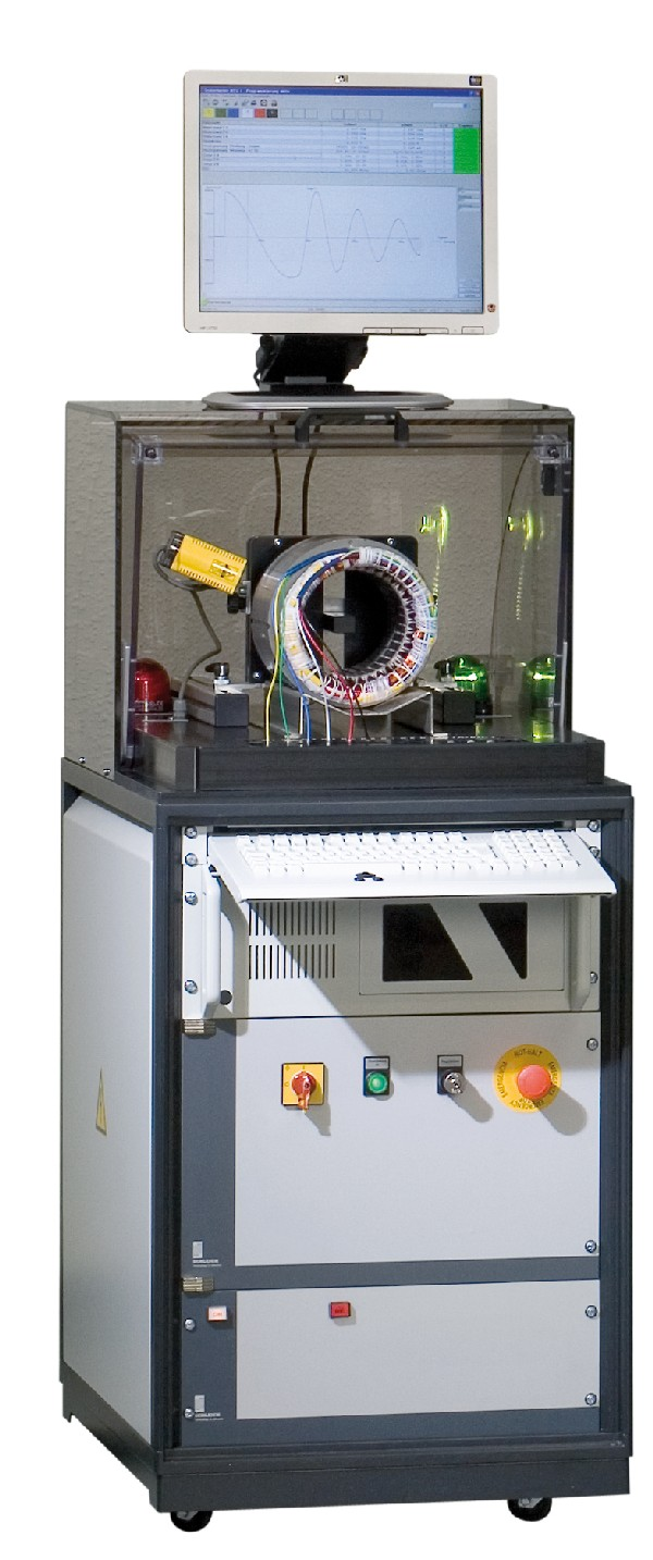Mtc 3 Automatic Production Tester For Electric Motor